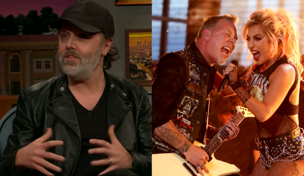 "Lars Ulrich fala sobre James Hetfield no Grammy: ""Ele estava furioso"""