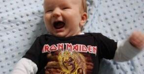 Iron Maiden baby 3