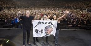Metallica Hong Kong