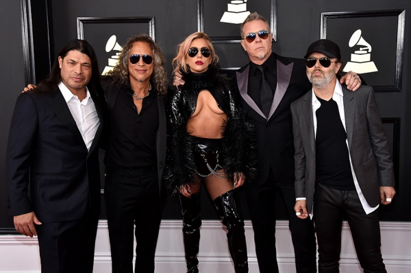 Produtor do Grammy pede desculpas ao Metallica