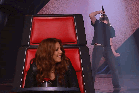 Candidato canta Death Metal no The Voice e é selecionado