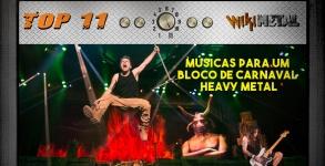 Top 11 Carnaval Metal
