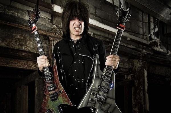 Entrevista com o guitarrista Michael Angelo Batio