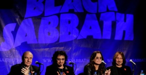 Black Sabbath Doom Metal