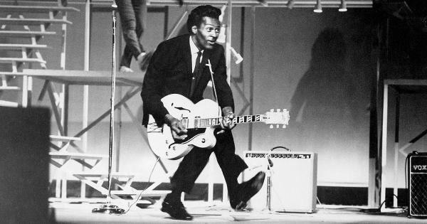 Roqueiros reagem a morte de Chuck Berry