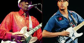 Chuck Berry e Tom Morello