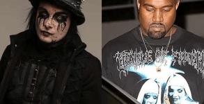 Cradle Of Filth Kanye West