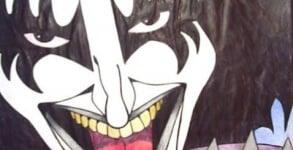 Gene Simmons Fan Art