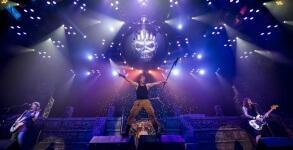 Iron Maiden derruba venda de ingressos por cambistas