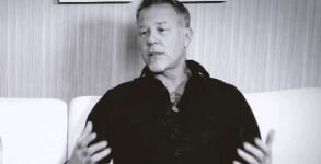 James Hetfield Nothing Else Matters 2