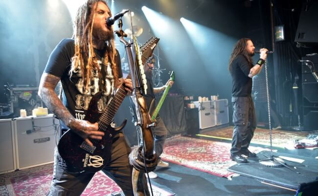 "#275 – Brian ""Head"" Welch, Korn no Wikimetal"