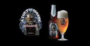 Megadeth Cerveja