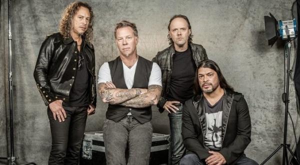As exigências do Metallica para o camarim do Lollapalooza