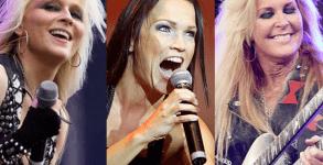 Top 3 vocais femininos
