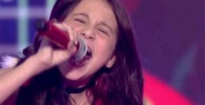 Valentina Francisco Semi final The Voice