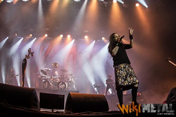 Vídeos do show do Korn em São Paulo