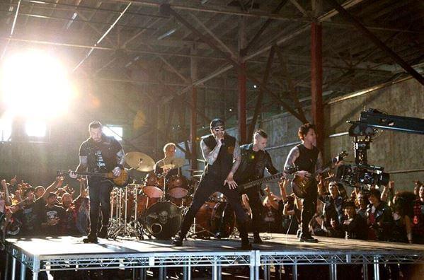 Avenged Sevenfold lança teaser de novo clipe