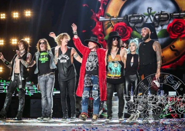 Guns, The Who, Aerosmith e mais virão para festival em SP