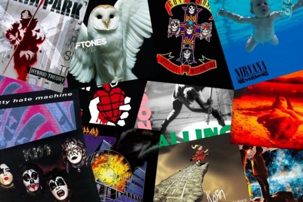 Os melhores álbuns de Rock por ano desde 1970