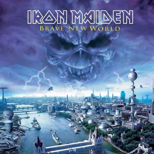Brave New World é eleito o melhor álbum do Iron Maiden