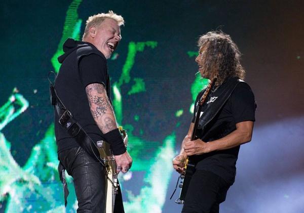 As 10 músicas do Metallica mais difíceis de tocar na guitarra