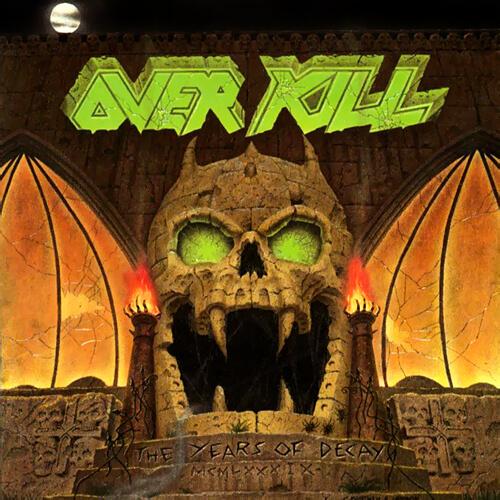 Loudwire ordena álbuns do Overkill do pior ao melhor