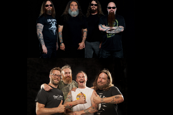 #276 – Red Fang and Slayer on Wikimetal