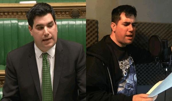 Político britânico é acusado de nazismo após cantar em banda de Metal