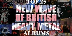 Top 25 NWOBHM