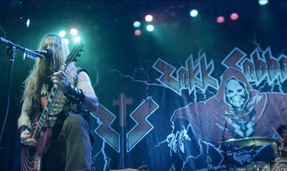 "Zakk Sabbath lançará LP ao vivo; ouça ""War Pigs"""