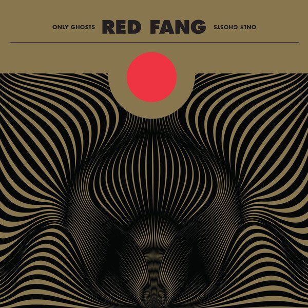"Ouça o último álbum do Red Fang, ""Only Ghosts"""