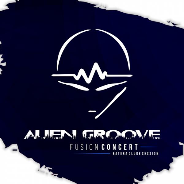 Alien Groove lança álbum Fusion Concert nas plataformas digitais