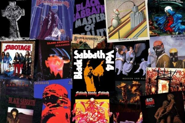 Vote: Qual é o melhor álbum do Black Sabbath?