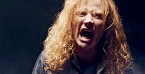 Dave Mustaine saude