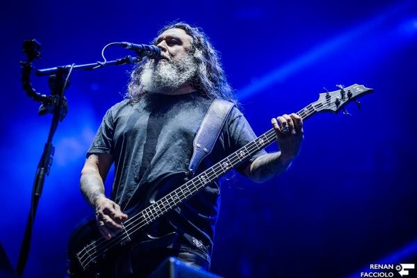 Fotos do Slayer no Maximus Festival 2017