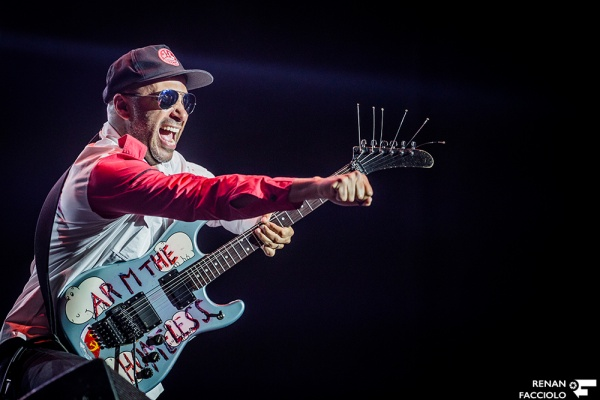 Fotos do Prophets Of Rage no Maximus Festival 2017
