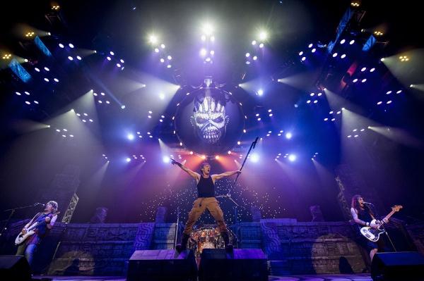Iron Maiden é a banda dos anos 80 que está melhor hoje em dia