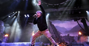 Iron Maiden novo album e tour