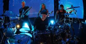 Metallica Ensaio ao vivo