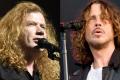 Mustaine e Chris Cornell