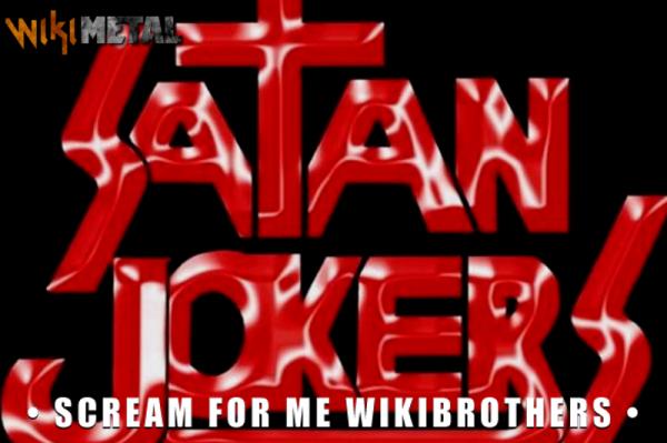 Satan Jokers, Os Filhos do Metal