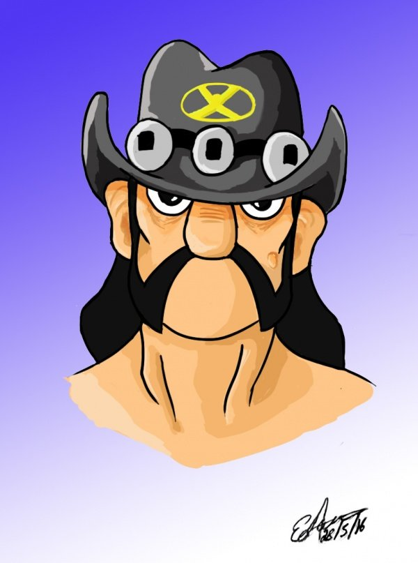 Lemmy Fan Art