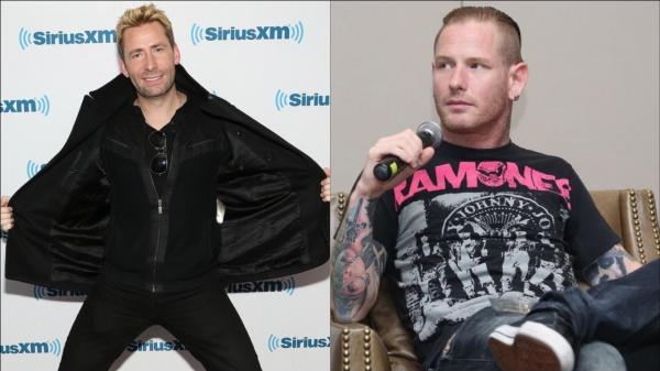 Corey Taylor responde críticas de Chad Kroeger do Nickelback
