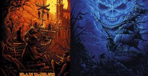 Iron Maiden faz parceria para novas imagens