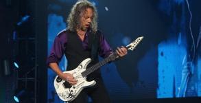 Kirk Hammett Covers album