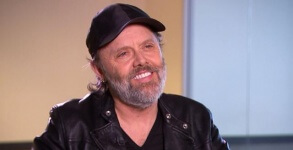 Lars Ulrich knighted