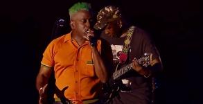 Living Colour libera novo audio