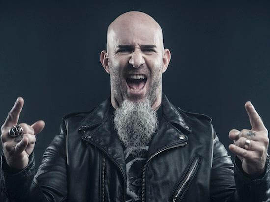 Scott Ian, guitarrista do Anthrax, lança action figure
