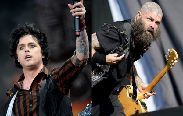 Billie Joe Armstrong do Green Day e Tim Armstrong do Rancid montam nova banda