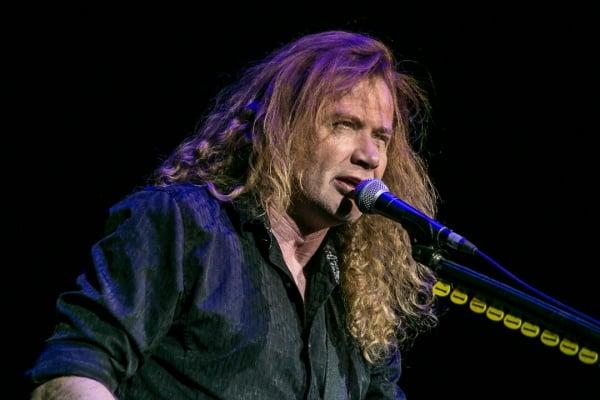 Dave Mustaine revela o riff que mais se orgulha de ter escrito